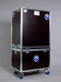 Fertiges Flightcase