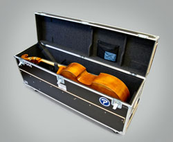 Double bass flight case