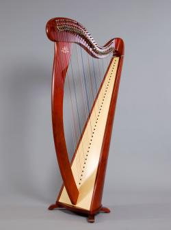 harp flight case