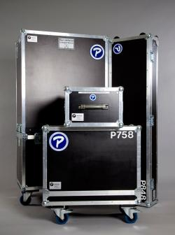 Flight cases Preissler Music